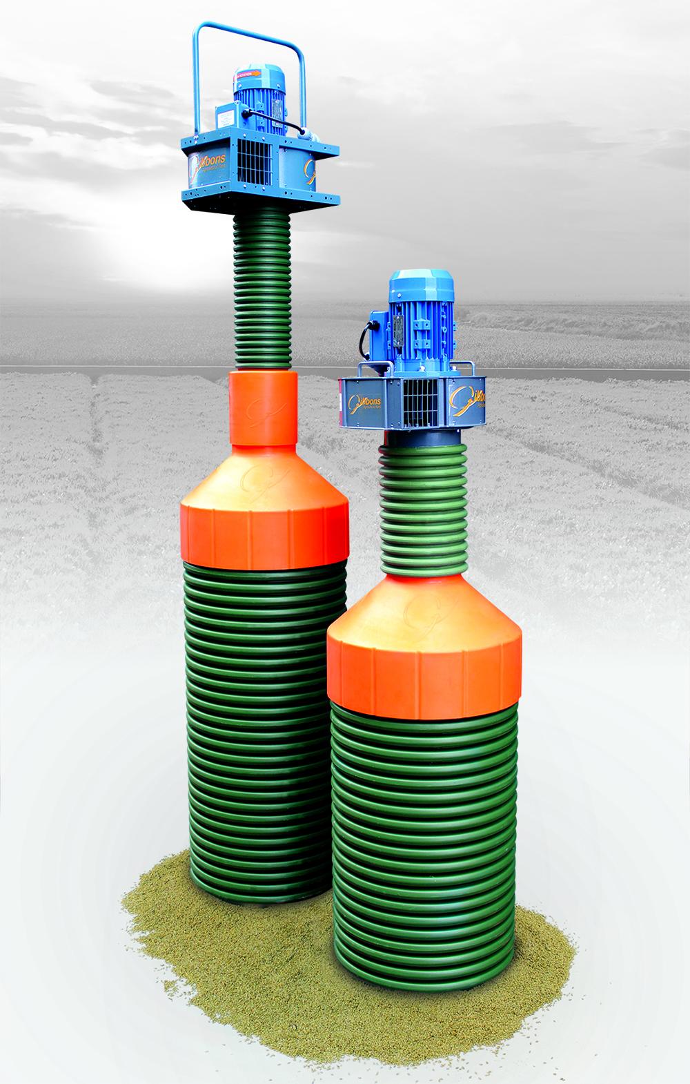 Plug&Cool Pedestals